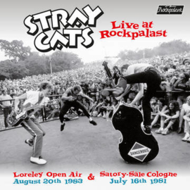 STRAY CATS Live At Rockpalast 3LP