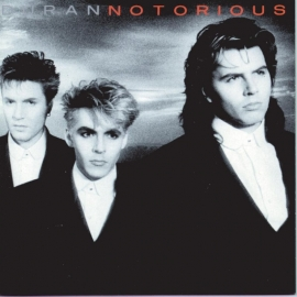 Duran Duran Notorious 2LP