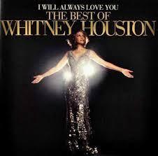 Whitney Houston I Will Always Love You: The Best Of Whitney Houston 2LP