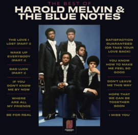 Harold Melvin & The Blue Notes The Best Of Harold Melvin & The Blue Notes LP