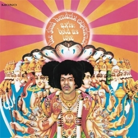 The Jimi Hendrix Experience Axis: Bold As Love 200g LP (Mono)