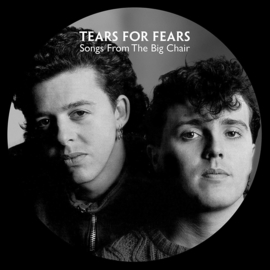 Tears For Fears Songs From The Big Chair LP -Picture Disc-