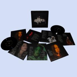 Billie EIish When We Fall Asleep 7 x7 Inch Box Set