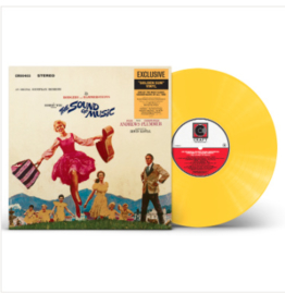 The Sound Of Music LP - Yellow Vinyl-