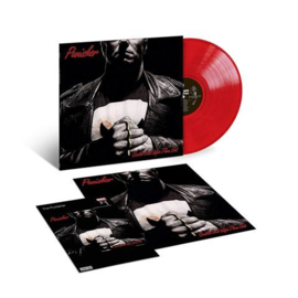 LL Cool J Mama Said Knock You Out LP (Marvel cover) - Red Vinyl-