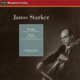 Janos Starker Dvorak & Faure 180g LP