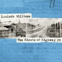 Lucinda Williams Ghosts Of The Highway 2LP
