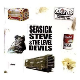 Seasick Steve & The Level Devils Cheap LP