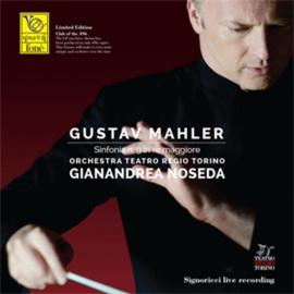 Mahler Symphony No. 9 180g 2LP