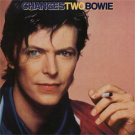 David Bowie Changestwobowie 180g LP (Random Black Or Blue Vinyl)