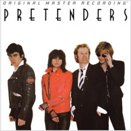 The Pretenders Pretenders Numbered Limited Edition 180g LP