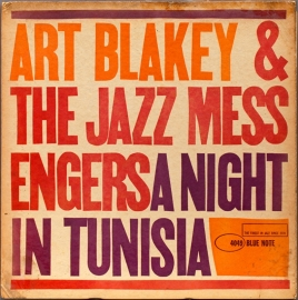 Art Blakey - A Night in Tunisia HQ 45rpm 2LP