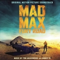 Mad Max Fury Road 2Lp