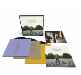 George Harrison All Things Must Pass 180g 3LP