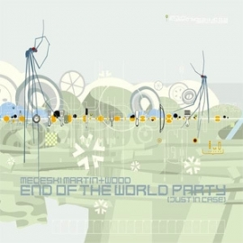 Medeski, Martin & Wood End of the World Party (Just In Case) 2LP - Blue Note 75 Years