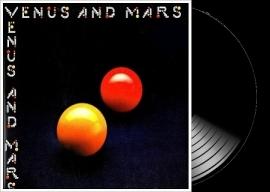 Wings - Venus And Mars 2LP