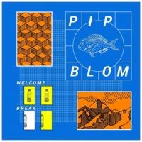 Pip Blom Welcome Break LP - Coloured Vinyl-