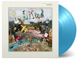 Israel Nash Lifted LP - Blue Vinyl -