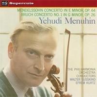 Mendelssohn & Bruch - Violin Concertos HQ LP