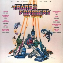 ORIGINAL SOUNDTRACK TRANSFORMERS LP