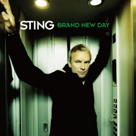 Sting Brand New Day 180gr) 2LP