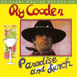 Ry Cooder Paradise and Lunch Numbered Limited Edition Hybrid Stereo SACD