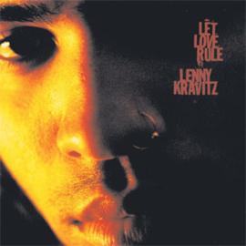 Lenny Kravitz Let Love Rule 180g 2LP