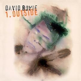 David Bowie Outside 180g 2LP (White Vinyl)