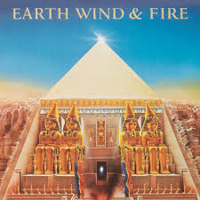 Earth Wind & Fire All n All LP