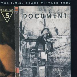 R.E.M Document LP