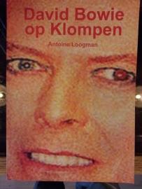 David Bowie Op Klompen Boek -Nieuwe versie