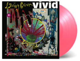 Living Colour Vivid LP - Pink Vinyl-
