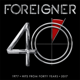Foreigner - Hits From Fourty Years 1997 -2017