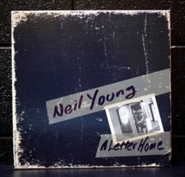 Neil Young A Letter Home 12´ + seven 7´ + DVD