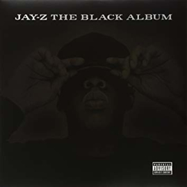 Jay-Z The Black Album 2LP