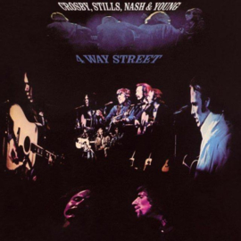 Crosby Still Crosby, Stills & Nash 4 Way Street 4LP