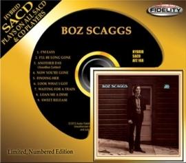 Boz Scaggs - Boz Scaggs SACD