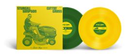 Sturgill Simpson Cuttin' Grass - Vol. 1 (The Butcher Shoppe Sessions) 2LP - Coloured Vinyl-