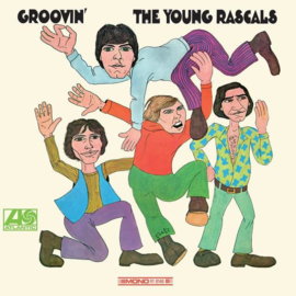 The Young Rascals Groovin LP - Green Vinyl-