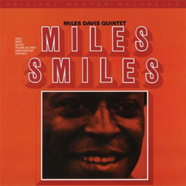 The Miles Davis Quintet Miles Smiles Numbered Limited Edition Hybrid Stereo SACD