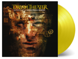 Dream Theater Metroplis Part 2: Scenes From A Memory LP -Coloured Version-