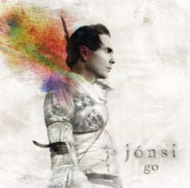 Jonsi Go LP - Red Vinyl-