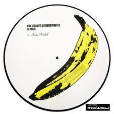 The Velvet Underground & Nico (Banana Cover) LP - Picture Disc