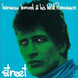 Herman Brood & Wild Romance Street LP