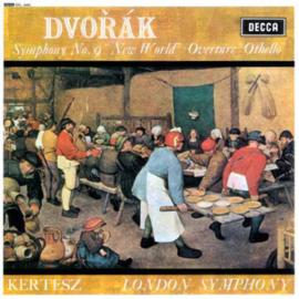 "Dvorak Symphony No. 9 ""New World"" Overture ""Othello"" 180g LP"
