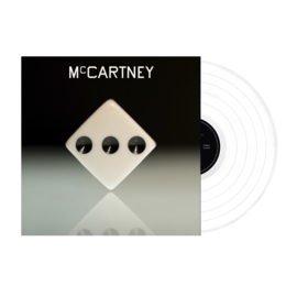 Paul McCartney III 2LP - White Vinyl-