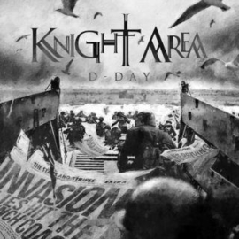 Knight Area D-Day 2LP - Black / White Vinyl-