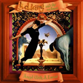 K. D. Lang Angel With A Lariat LP