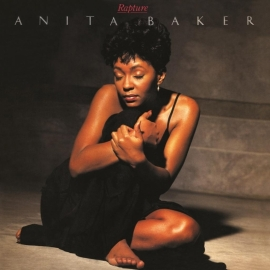 Anita Baker Rapture LP