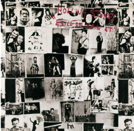 The Rolling Stones Exile On Main Street 180g 2LP + 2CD + DVD